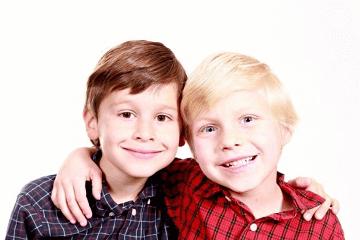 双胞胎男孩好听霸气的名字