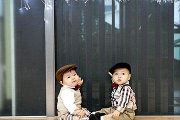 牛年双胞胎男宝宝起名大全